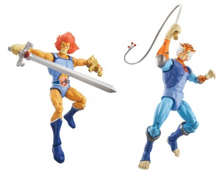 Thundercats Action Figures on New Thundercats Action Figures From Bandai   Iconic Gifts