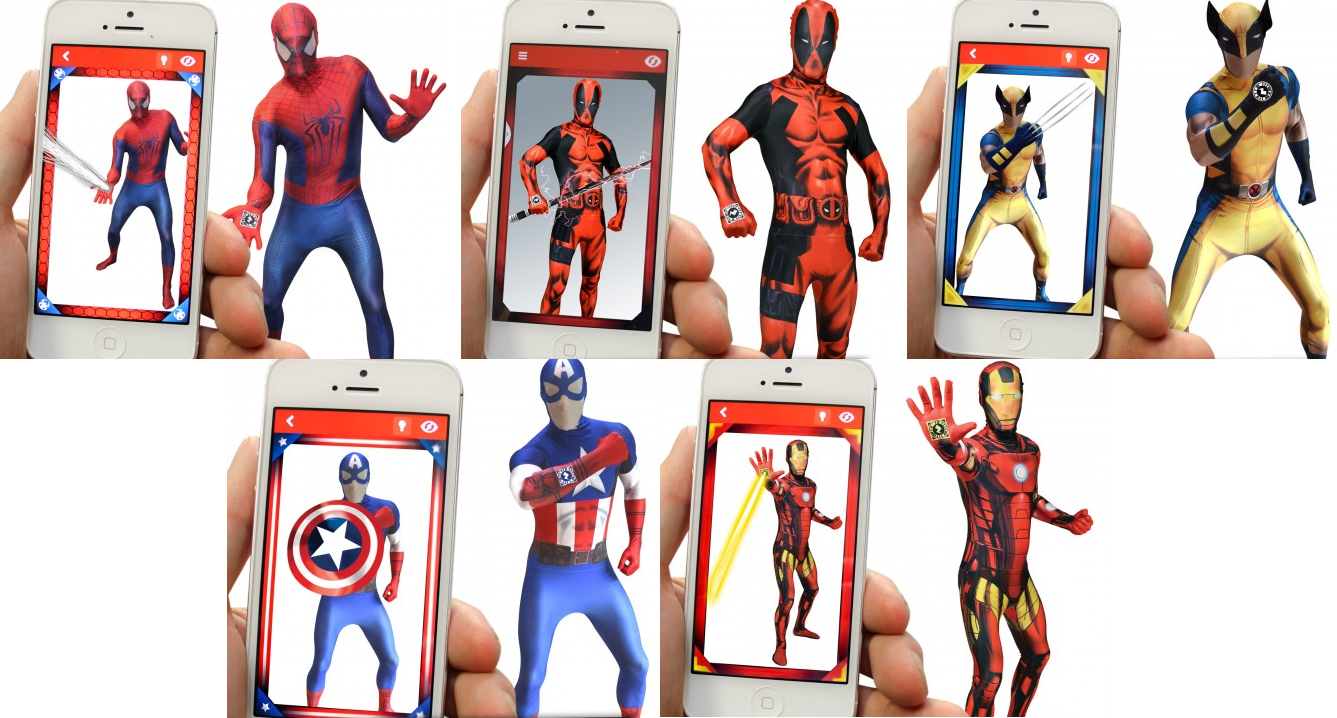 MorphCostumes Marvel Morphsuits – Reviewed