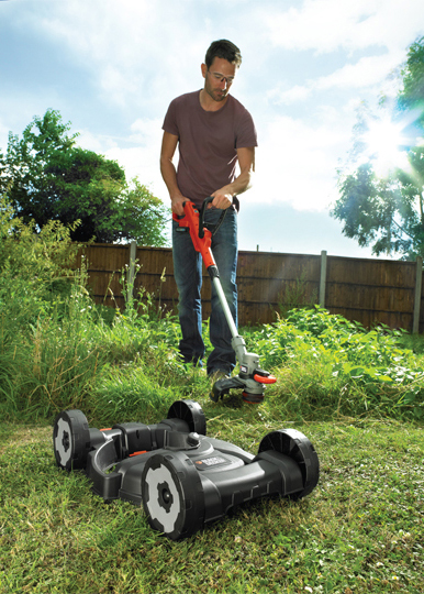 BLACK+DECKER™ Li-ion 3-IN-1 Strimmer
