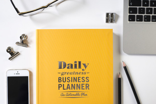 Dailygreatness lifestyle journals