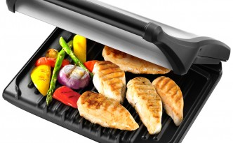 George Foreman Entertaining 7 Portion 19932 Health Grill