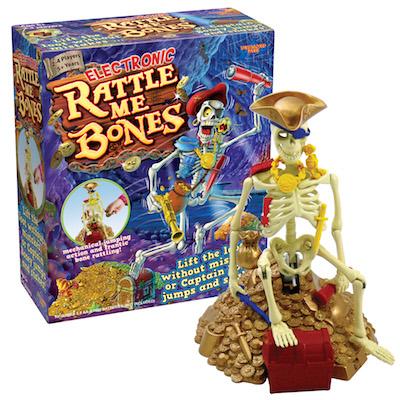 Rattle Me Bones - 3D box and Capn Boney HR