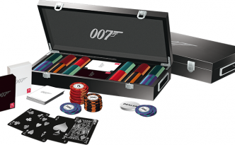 007 Poker Set