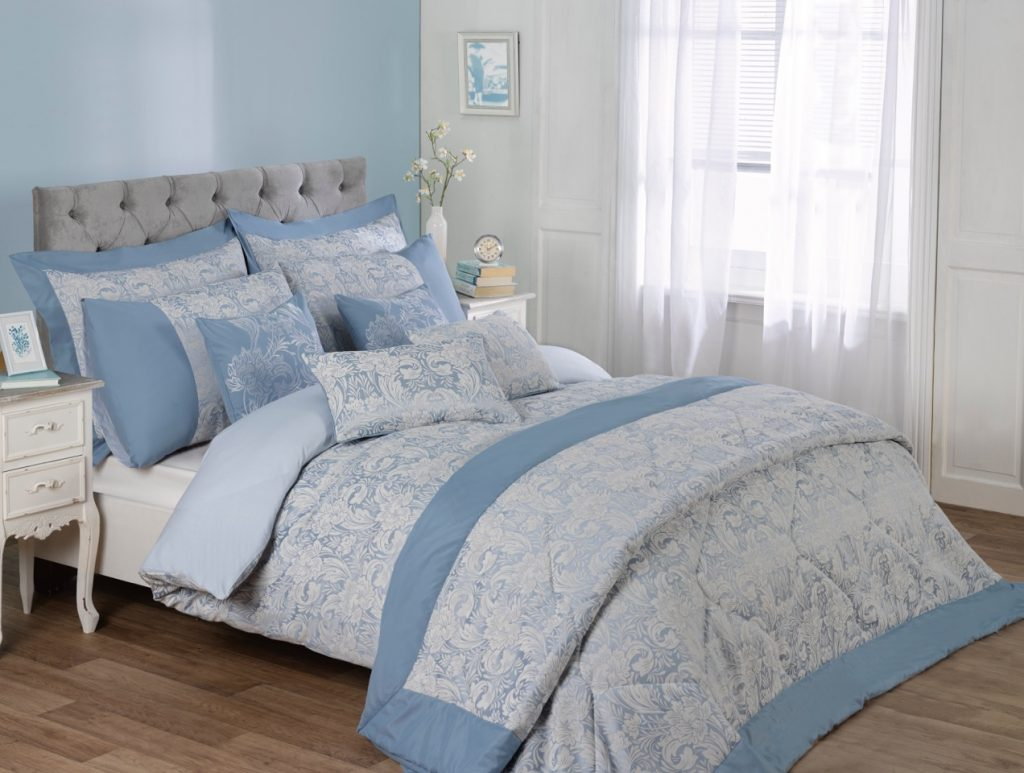 COTSWOLD BLUE bed1-1