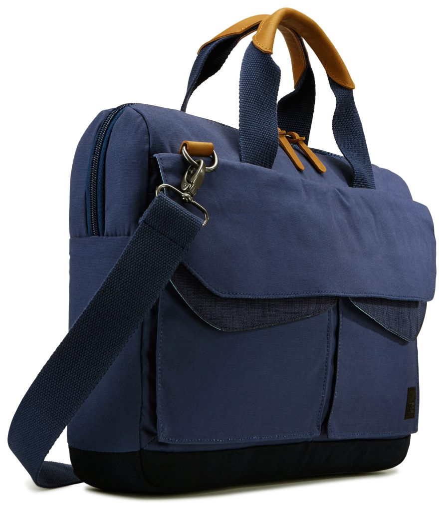 Contemporary design and relavant features combine to deliver a stylish attaché perfect for work, school or travel.